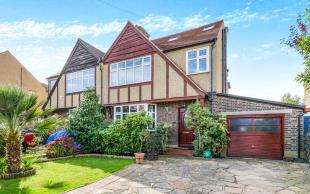 5 Bedrooms Semi Detached House for sale in Greencourt Gardens, Croydon