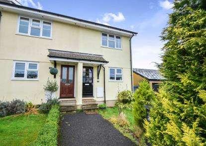 2 Bedrooms Semi Detached House for sale in Totnes, Devon
