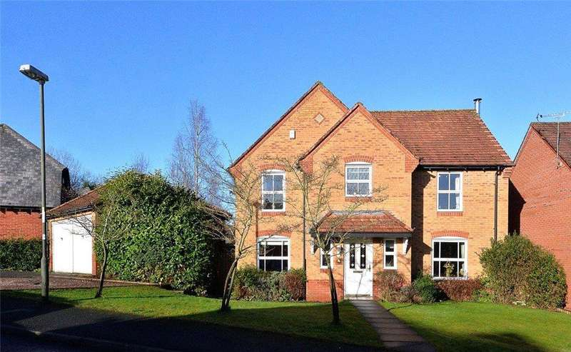 4 Bedrooms Detached House for sale in Oakleaf Rise, Far Forest, Kidderminster, DY14