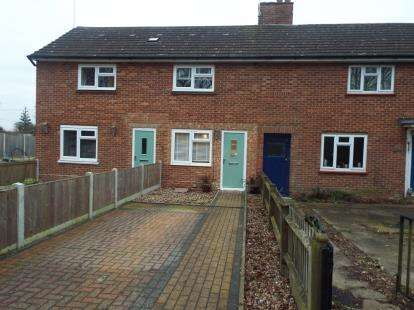 2 Bedrooms Terraced House for sale in Armoury Road, Armoury Road, Colchester