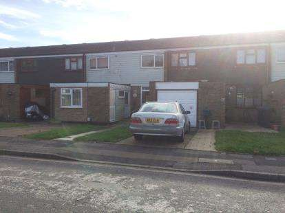 3 Bedrooms Terraced House for sale in Sinclaire Close, Enfield, Hertfordshire