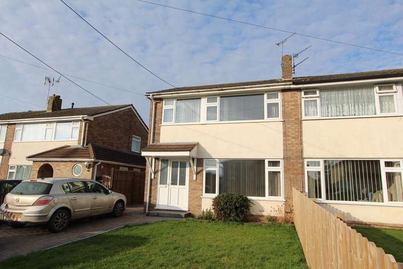 3 Bedrooms Semi Detached House for sale in Edge of Congresbury village