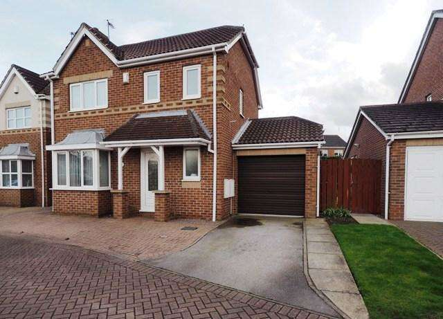 3 Bedrooms Detached House for sale in Bridge Close, Victoria Dock, Hull, HU9 1UG
