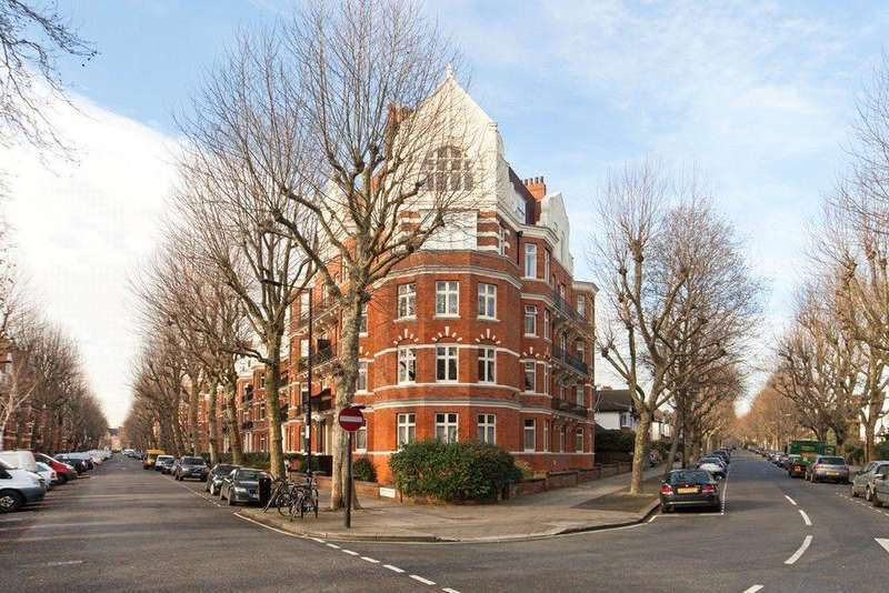 3 Bedrooms Apartment Flat for sale in Lauderdale Mansions, Lauderdale Road, London, W9