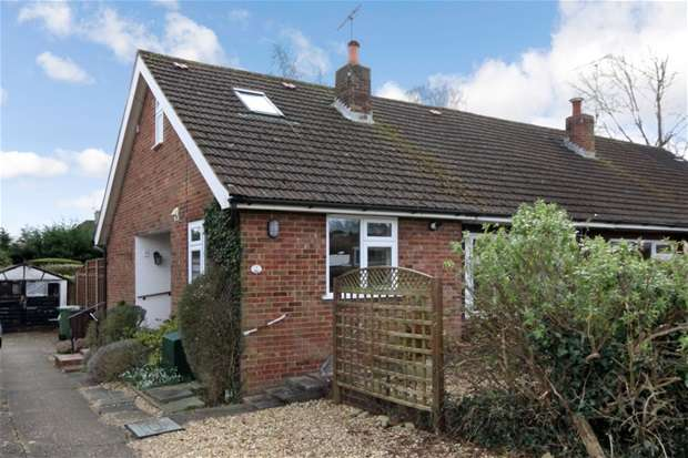 3 Bedrooms Bungalow for sale in Rye Close, Harpenden