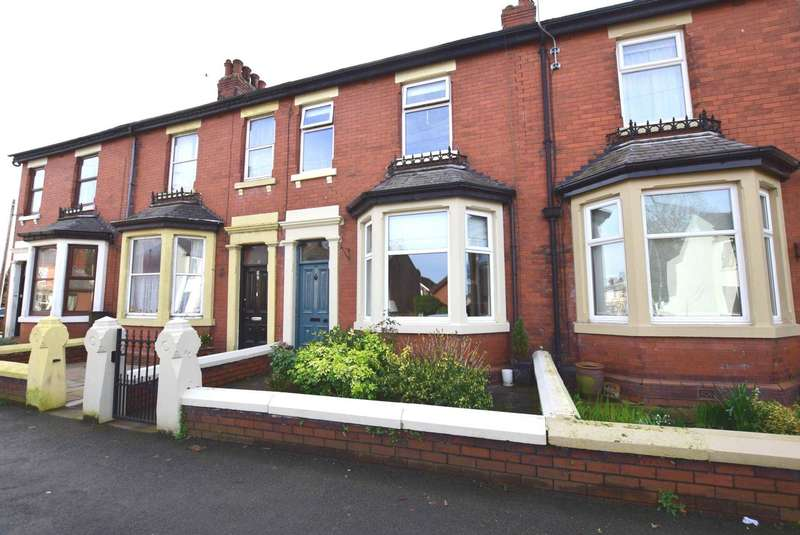 3 Bedrooms Terraced House for sale in Ribby Road, Kirkham