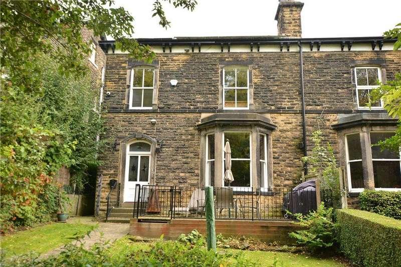 5 Bedrooms Semi Detached House for sale in Ashwood Villas, Headingley, Leeds, West Yorkshire