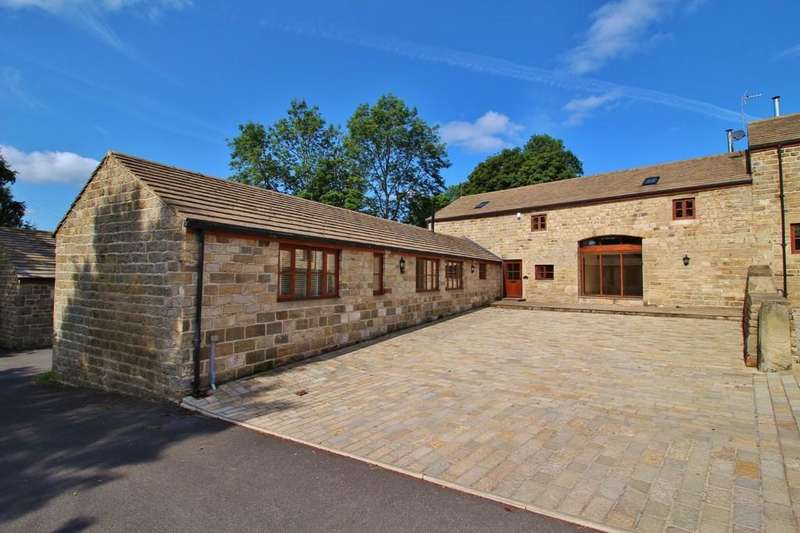 5 Bedrooms Barn Conversion Character Property for sale in Station Lane, Hampsthwaite, Hampsthwaite HARROGATE, North Yorkshire, HG3 3AA