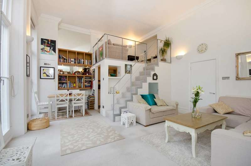 1 Bedroom Flat for sale in Nevern Square, Earls Court, SW5
