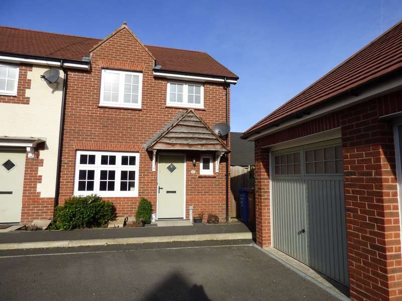 3 Bedrooms End Of Terrace House for sale in Thornycroft Place, Chorley, Lancashire, PR7