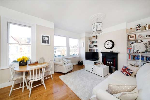 3 Bedrooms Flat for sale in Playfield Crescent, East Dulwich