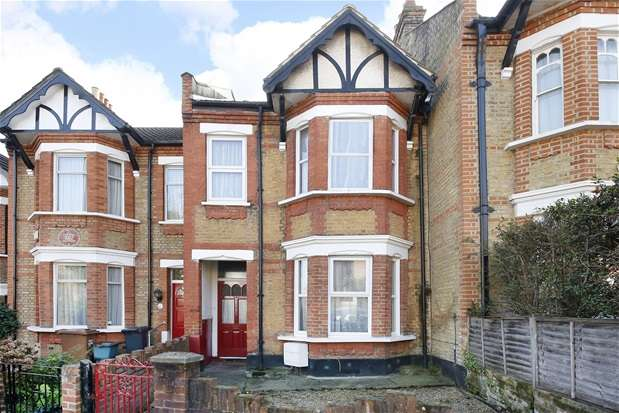 3 Bedrooms Terraced House for sale in Ladywell Road, Brockley