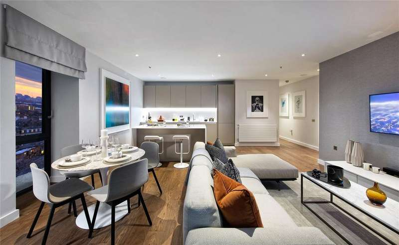 1 Bedroom Flat for sale in ALTO, Wembley Park, London, HA9