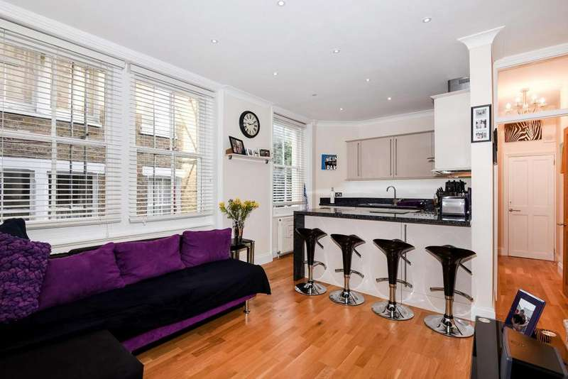 1 Bedroom Flat for sale in Latchmere Road, Battersea, SW11