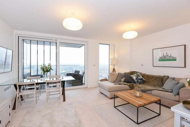 2 Bedrooms Flat for sale in Central Avenue, Fulham, SW6