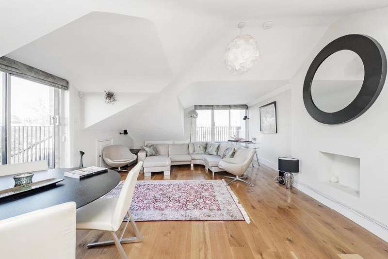 3 Bedrooms Flat for sale in Westbourne Terrace, Bayswater, W2