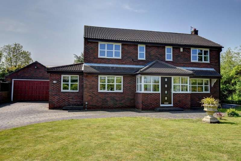 4 Bedrooms Detached House for sale in Cleadon Lea, Cleadon