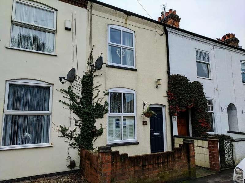2 Bedrooms Terraced House for sale in Salem Road, Burbage