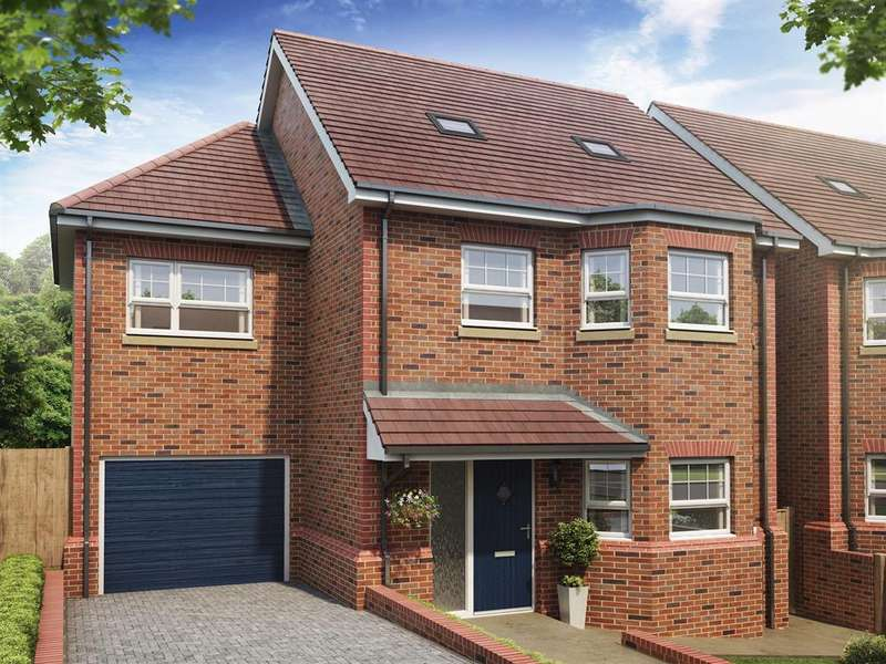 4 Bedrooms Detached House for sale in Southview Road , Harpenden , Hertfordshire, AL5 5