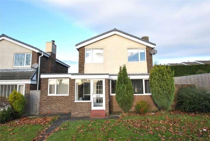 3 Bedrooms Detached House for sale in Redlands, Penshaw, Tyne and Wear, DH4