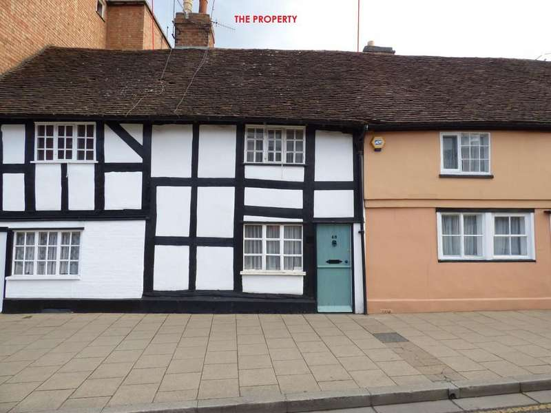 2 Bedrooms Cottage House for sale in Rother Street, Stratford-Upon-Avon