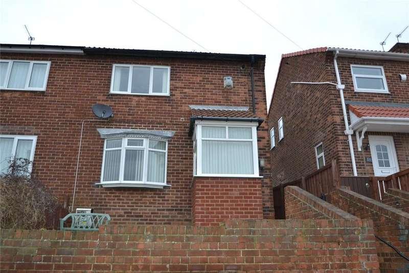2 Bedrooms Semi Detached House for sale in Oak Road, Easington, Peterlee, Co.Durham, SR8