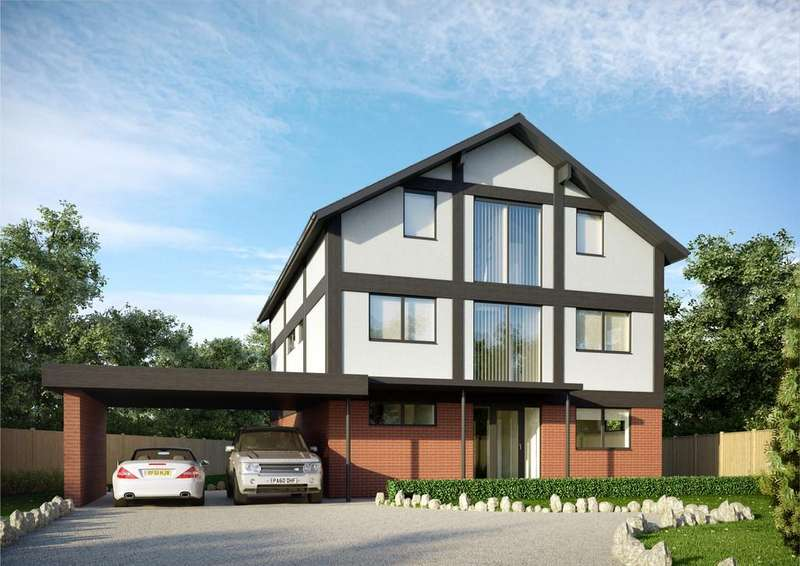 4 Bedrooms Detached House for sale in Hilltop, Arncliffe Rise, Oldham
