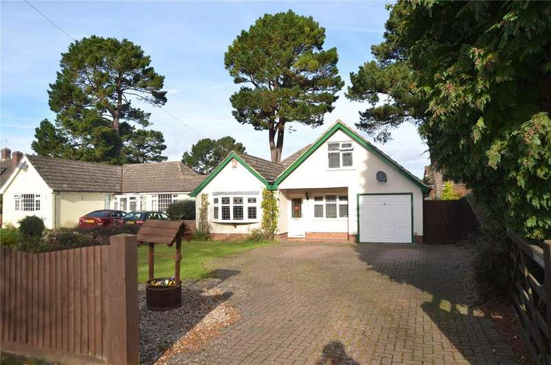 4 Bedrooms Detached Bungalow for sale in Highfield Road, Tilehurst, Reading, Berkshire, RG31