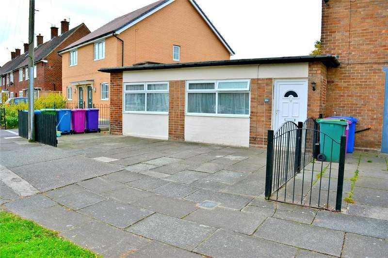 2 Bedrooms Semi Detached Bungalow for sale in Eastern Avenue, Liverpool, Merseyside, L24