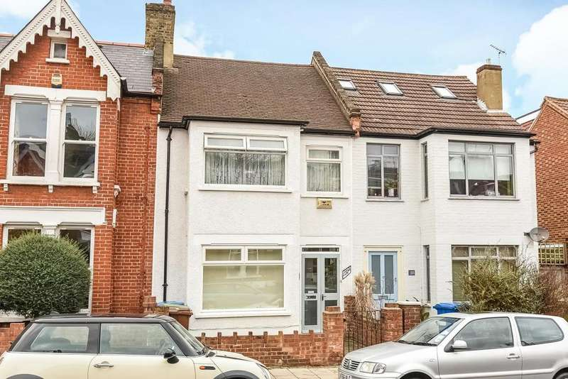 3 Bedrooms Flat for sale in Dunstans Road, East Dulwich, SE22
