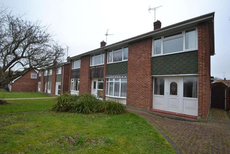 3 Bedrooms Semi Detached House for sale in Inworth Walk, Wickford, Essex, SS11