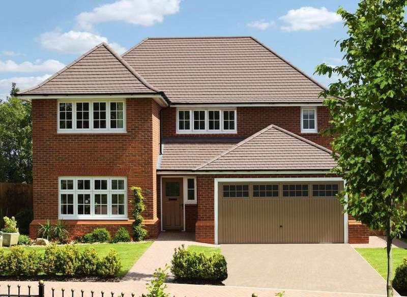 4 Bedrooms Detached House for sale in The Sunningdale, Devonshire Gardens, Harrogate, HG1 4AG