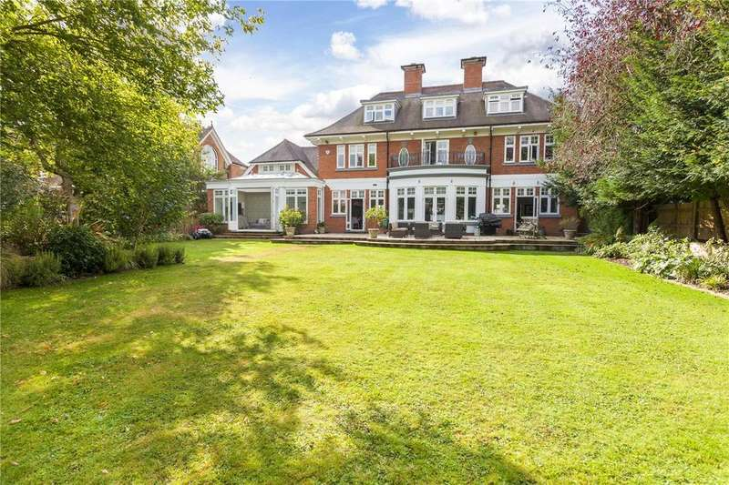 8 Bedrooms Detached House for sale in Howards Lane, London, SW15
