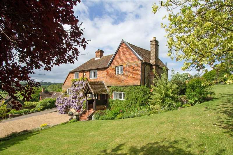 6 Bedrooms Detached House for sale in Polsted Lane, Compton, Guildford, Surrey, GU3