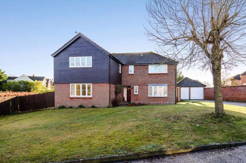 6 Bedrooms Detached House for sale in Five Acres, Cambridge Road, Stansted, CM24