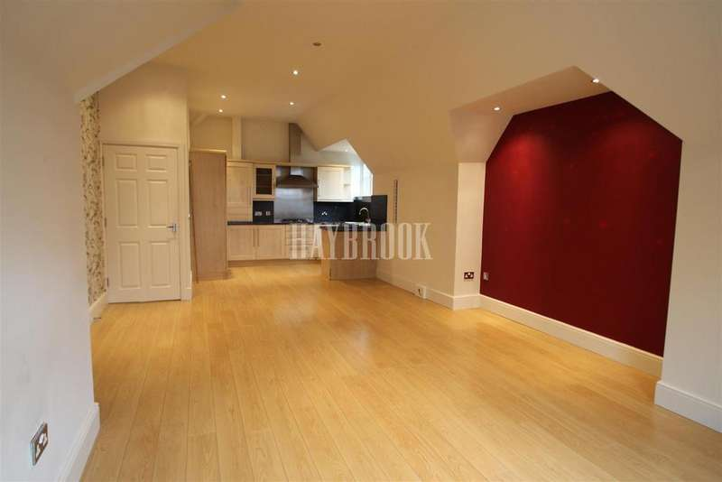 2 Bedrooms Apartment Flat for rent in The Grange, Tapton Crescent Rd S10