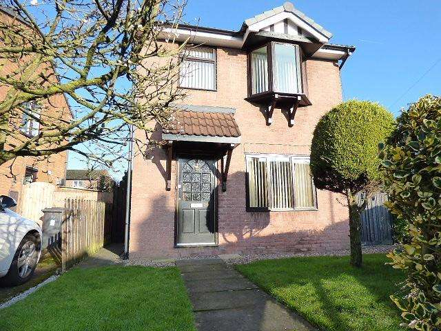 3 Bedrooms Detached House for sale in Howard Road, Culcheth, Warrington