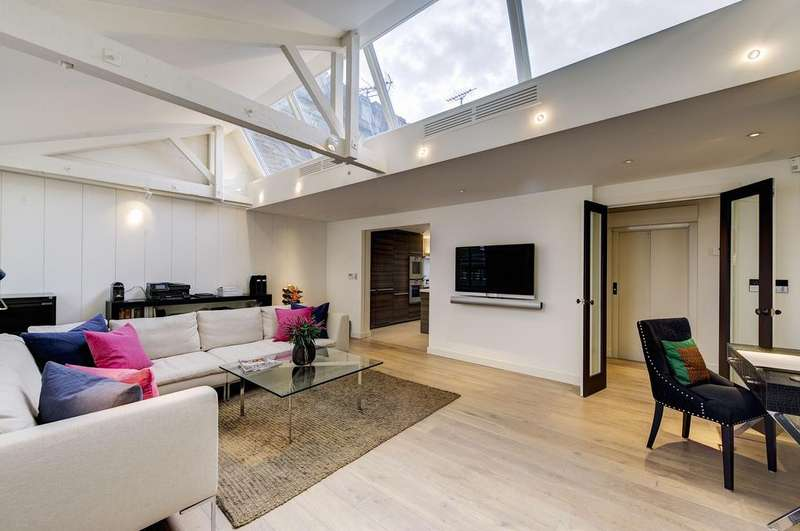 3 Bedrooms Flat for sale in Onslow Gardens, London. SW7