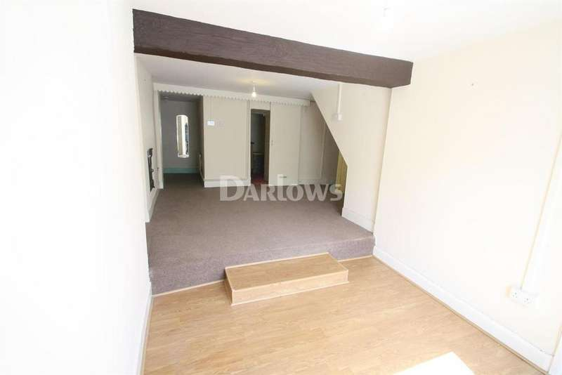 2 Bedrooms Semi Detached House for sale in Supply Stores, Clydach, Abergavenny, Monmouthshire