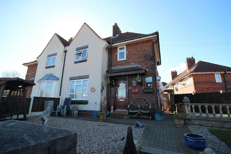 2 Bedrooms Semi Detached House for sale in Belle Isle Road, Middleton