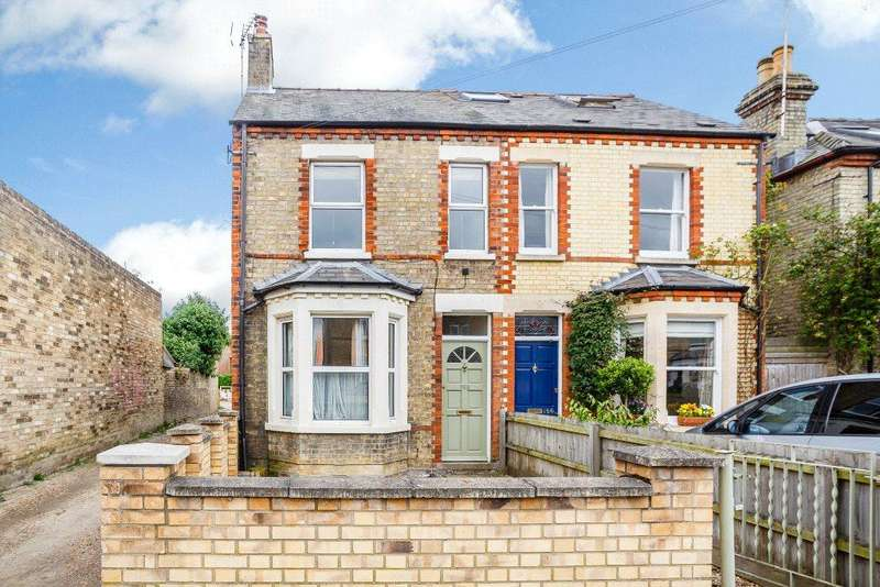3 Bedrooms End Of Terrace House for sale in Blinco Grove, Cambridge, CB1