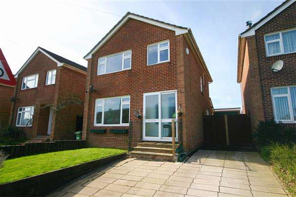 3 Bedrooms Detached House for sale in Dean Road, Fair Oak, Eastleigh