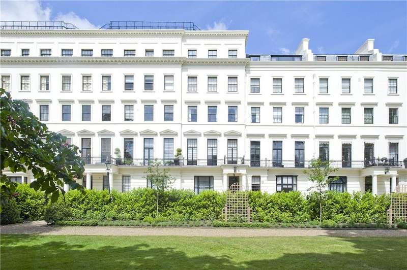 1 Bedroom Flat for sale in Hyde Park Gardens, Hyde Park, London, W2