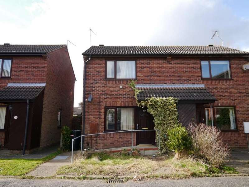 1 Bedroom Semi Detached House for sale in Harebell Way, Carlton Colville, Lowestoft