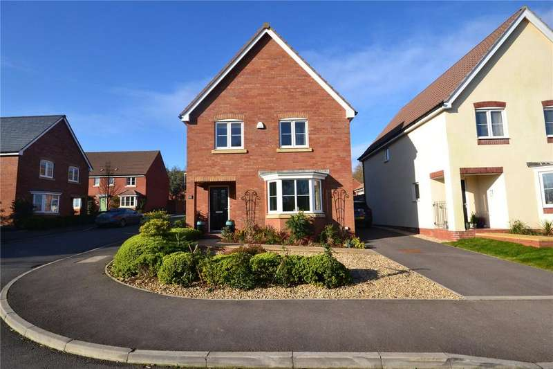 4 Bedrooms House for sale in Lotus Drive, Bridgwater, Somerset, TA5