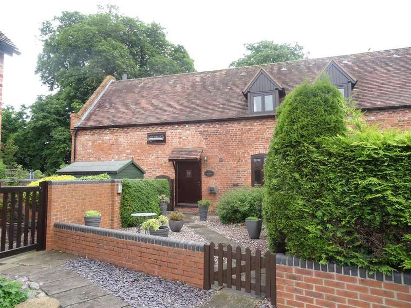 4 Bedrooms Barn Conversion Character Property for sale in Betton Mews, Betton Strange, Shrewsbury