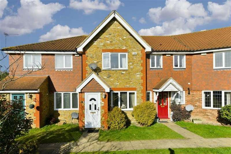 2 Bedrooms Terraced House for sale in Rembrandt Court, Ewell, Surrey
