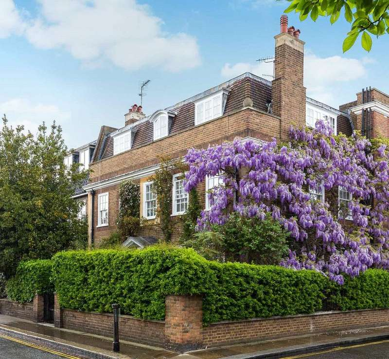 6 Bedrooms House for sale in Astell Street, London, SW3