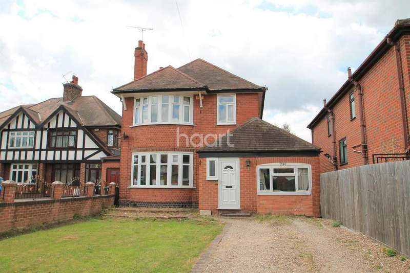 4 Bedrooms Detached House for sale in Loughborough Road, West Bridgford, Nottinghamshire