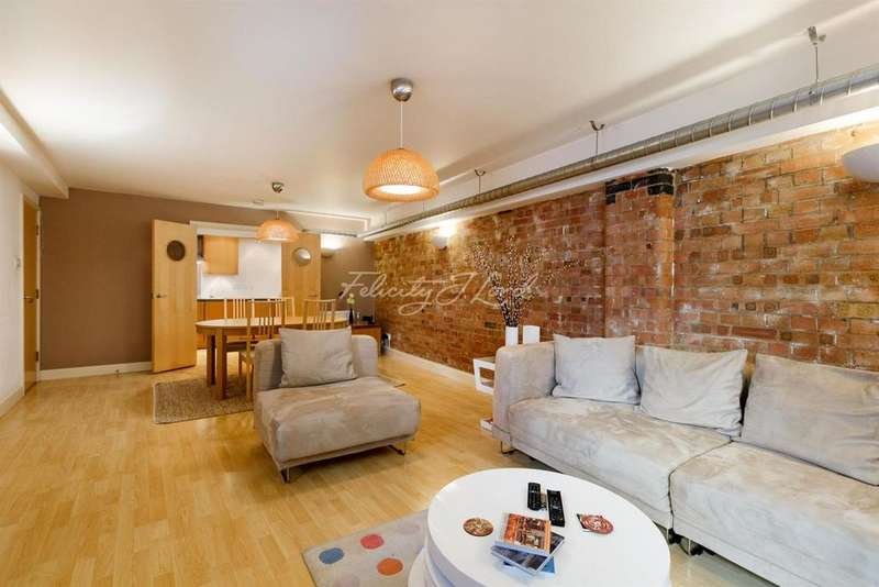 2 Bedrooms Flat for sale in Steam Mills, Aldgate, E1